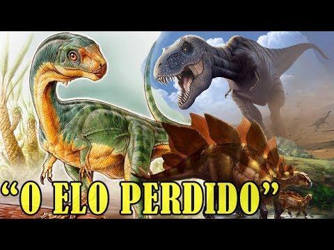ELO PERDIDO ENTRE DINOSSAUROS - Thropoda e Ornithischia