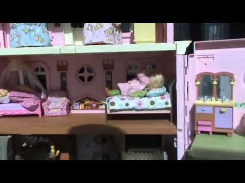 Sold Fischer-Price Loving Family Dollhouse EBay
