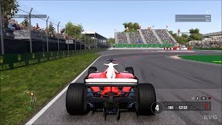 F1 2017 - Ferrari F2004 2004 - Gameplay (PC HD) [1080p60FPS]