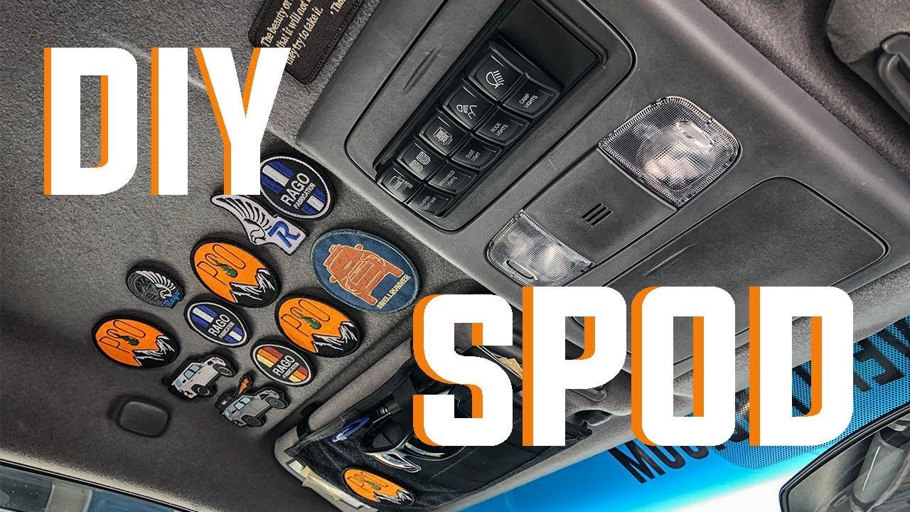 DIY sPOD/SwitchPro Relay System in 2015 Toyota Tacoma - YouTubeYouTube