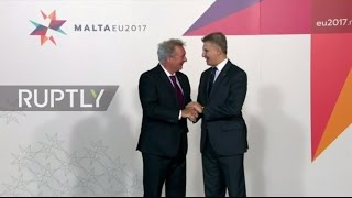 Malta: Asselborn and Avramopoulos call for more EU solidarity on migration