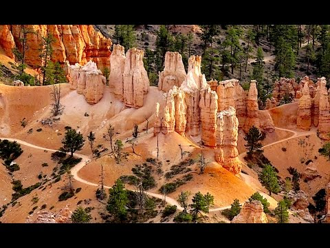 Navajo Trail/Queens Garden - Bryce Canyon