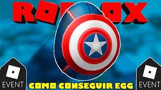 HOW TO GET Captain America Egg-EVENT EGG HUNT 2019 ROBLOX