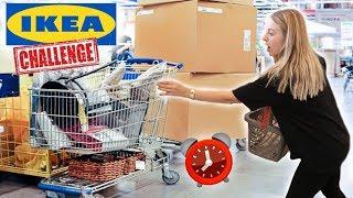 SCHAFFST DU wirklich nur 50€ AUSZUGEBEN bei IKEA? 🛒