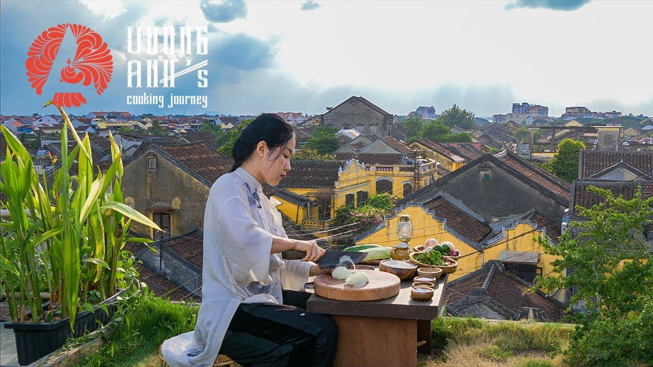 Hoi An Trailer   Vuong Anh's Cooking Journey