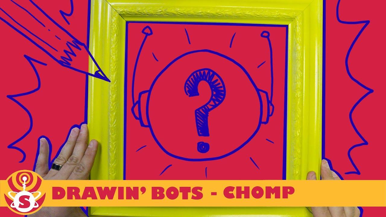 The Shazzbots! - Drawin' Bots - Chomp!