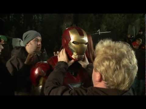 The Avengers - Behind the Scenes [part1]