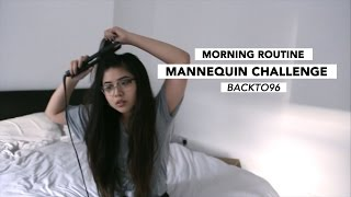 morning routine mannequin challenge   backto96