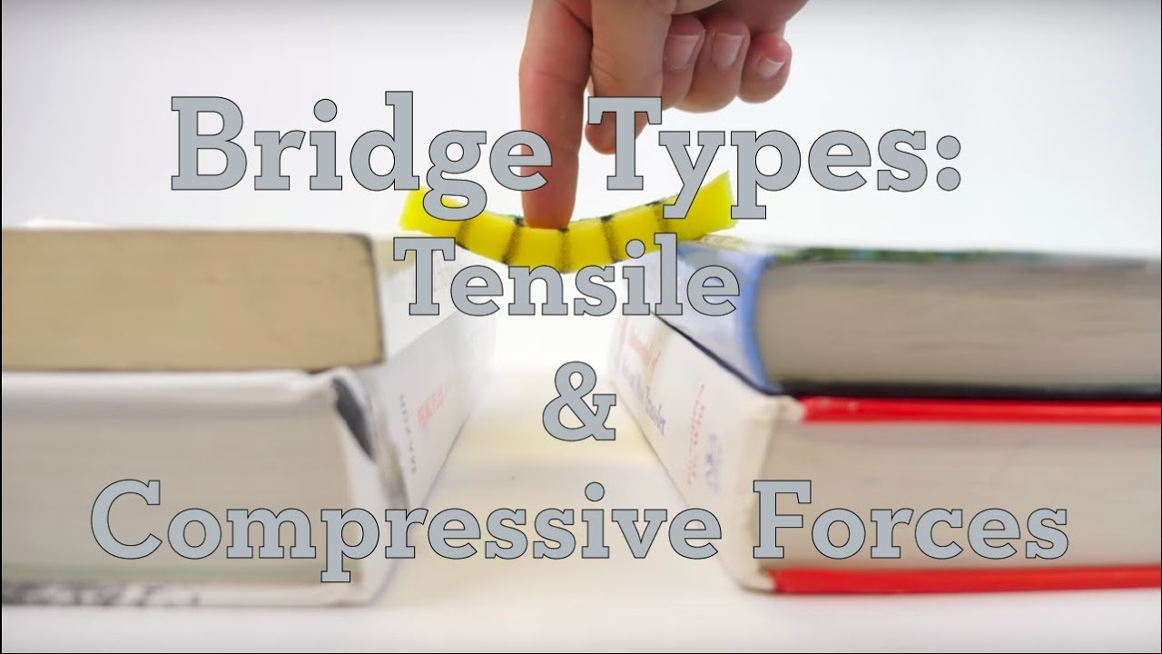 hight resolution of Bridge Types: Tensile \u0026 Compressive Forces - Activity - TeachEngineering