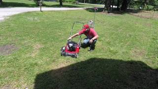 Yard Machines Push Mower Test and Review