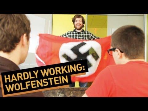 Hardly Working: Wolfenstein