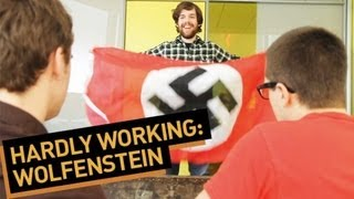 Hardly Working: Wolfenstein thumbnail