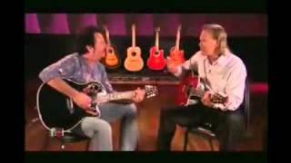 Steve Lukather & Glen Campbell Studio Jam