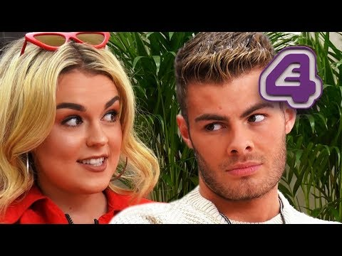 """""""I'm Going To Walk Out"""" - Tallia Storm Does NOT Want To Speak To Ex Seb Morris! 