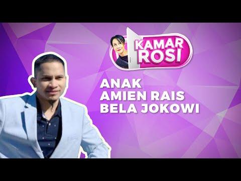 Saat Anak Amien Rais, Mumtaz Rais Bela Jokowi