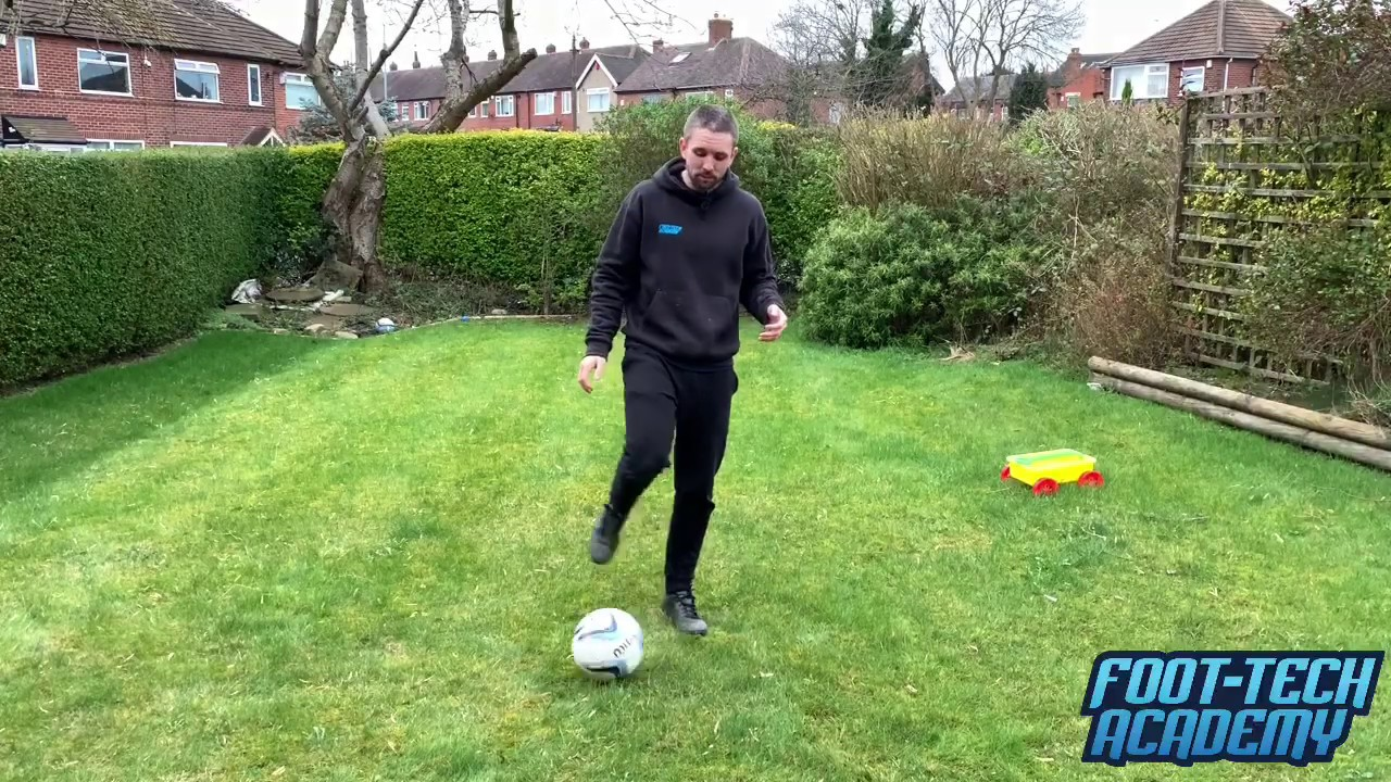 Home-Training: Ball Mastery Circuit