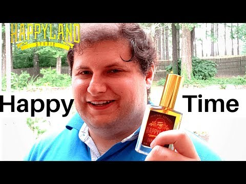 Happyland Fragrance House Introduction and Impressions