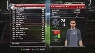 MASTER LEAGUE ONLINE PES 2014 #EPISODIO 3 Gameplay ITA PC