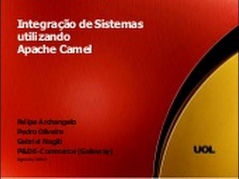 Integração de Sistemas utilizando Apache Camel