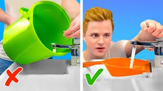 FANTASTIC HOUSEHOLD HACKS THAT WILL UPGRADE YOUR EVERYDAY ROUTINE
