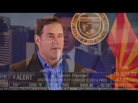 Glenn Hamer Celebrates 10 years at the Arizona Chamber of Commerce & Industry