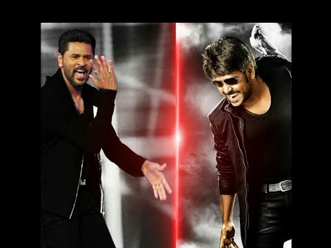 Prabhu Deva VS Lawrence-A Great Fight