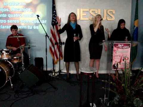 Grupo de Louvor da ADM El Shaddai - Dallas Texas