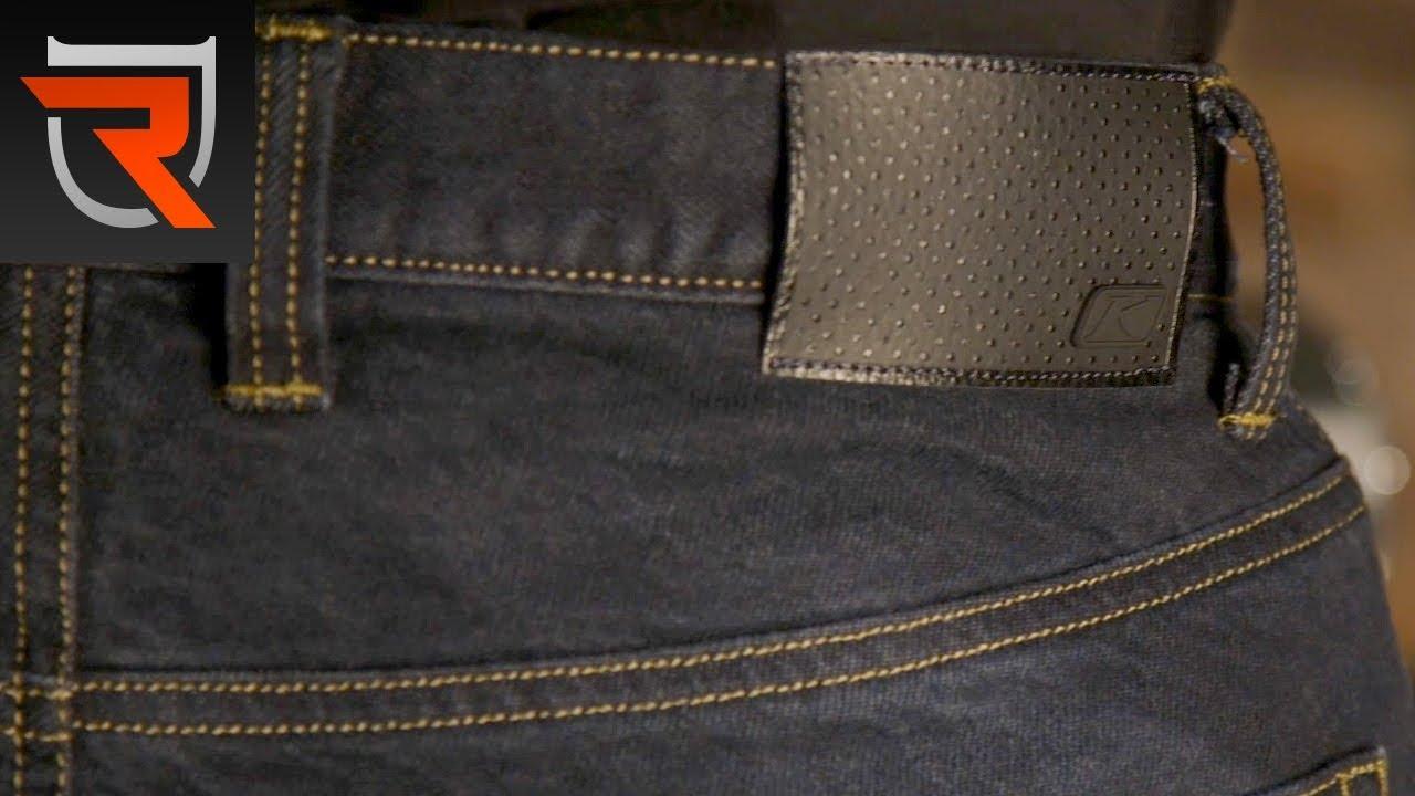 Stealth Blue KLIM K Fifty 2 Straight Riding Pant 38 Denim