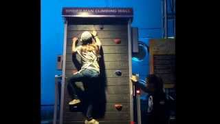 Spider-Man Climbing Wall