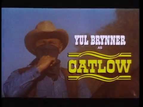 Catlow - Original Theatrical Trailer
