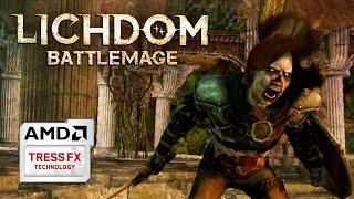 tressFX goes METAL in Lichdom: Battlemage!