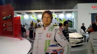 Honda Formula 1 showcar