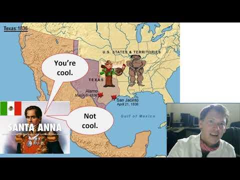 APUSH American History I - U4-3: Manifest Destiny
