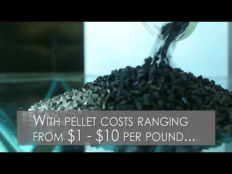 0 - Titan Robotics kündigt Pellet-Extrusion 3D-Drucker an