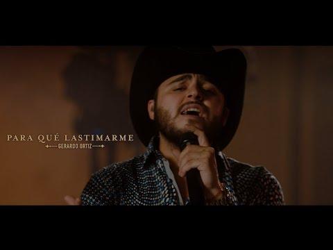 Para Qué Lastimarme - Gerardo Ortiz (En Vivo)