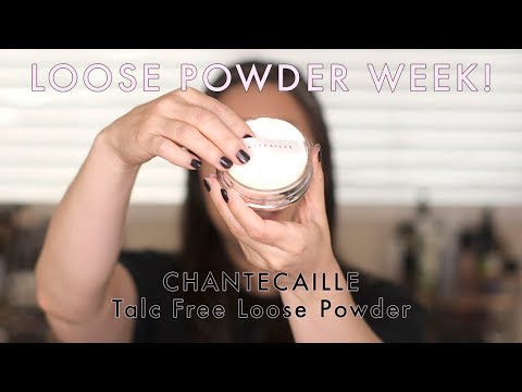 talc free translucent powder