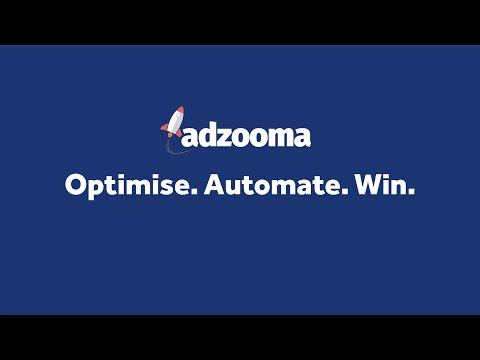 How To Use Adzooma