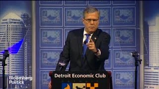 Jeb on Primary Process: `There's a Lot Riding on This'