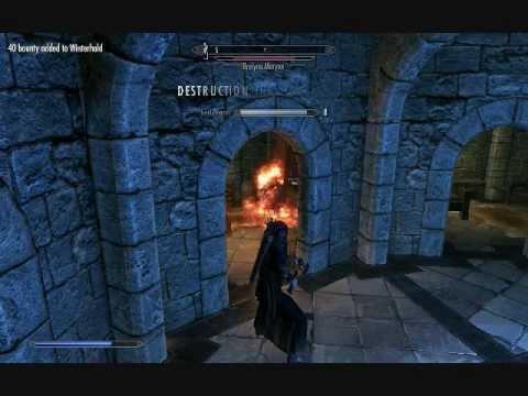 Skyrim - Invisibility Glitch & HOW TO FIX IT