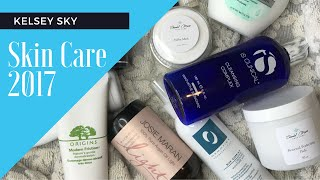 Skin Care Routine 2017 | KelseySky