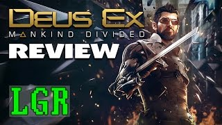 lGR - Deus Ex: Mankind Divided Review
