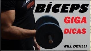 MESA MAROMBA - Dica Rápida Bíceps Giga!