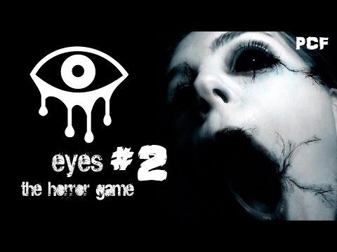 МЕСТЬ БАНШИ! \ Eyes: the horror game \ #2 (Режим: Hard)