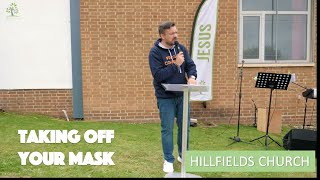 TAKING OFF YOUR MASK 😷| A MESSAGE FOR THE UK CHURCH |  RICH RYCROFT