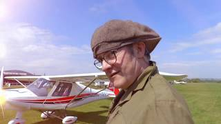 Could Joe Pasquale possibly be the DAFTEST MAN in Britain. Find out as he attempts to fly a plane !