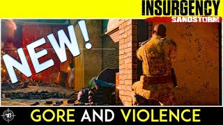 INSURGENCY SANDSTORM Gameplay, Gore and Violence
