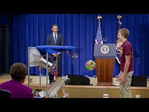 """President Obama Kicks Off """"Educate to Innovate"""""""