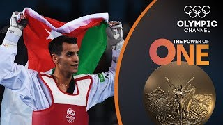 How Jordan's Olympic medal turned Ahmad Abughaush into an icon | The Power of One