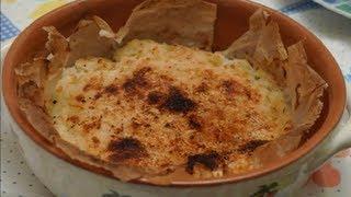 ricetta dietetica: tortino al cavolfiore.. 112 kcal!