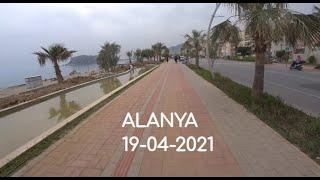 АЛАНИЯ 19 апреля Отели и пляжи в Оба Важные новости Море Турция 2021